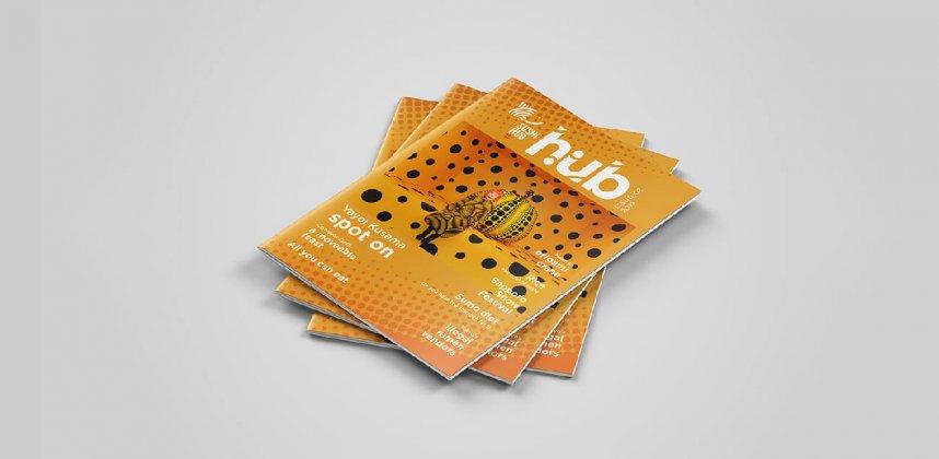 Sushi Hub Magazine – Issue 2