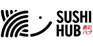 Sushi Hub Logo on Meld Website