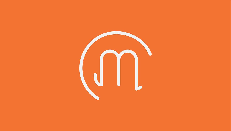 Meld Logo - Orange Version