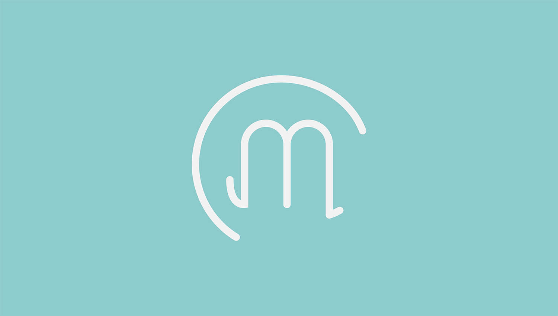 Meld Logo - Light Blue Version