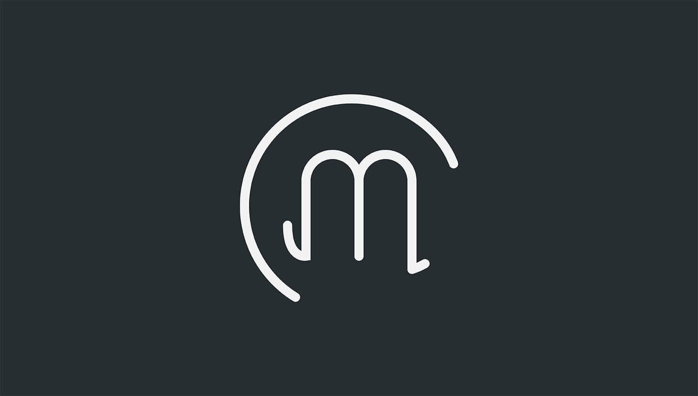 Meld Logo - Blue-Grey Version