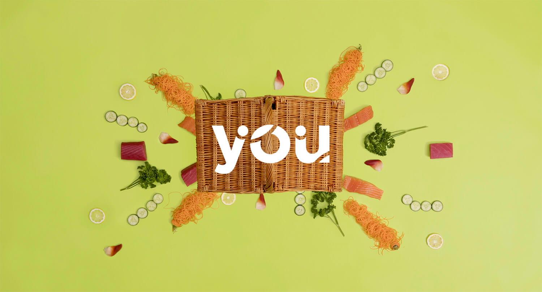 Sushi Hub animation designed by Meld
